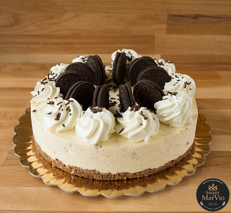 Tort Cheesecake Biscotto