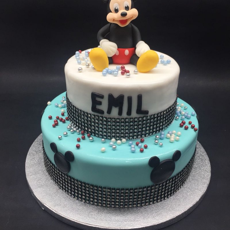 Tort Mickey Mouse 2