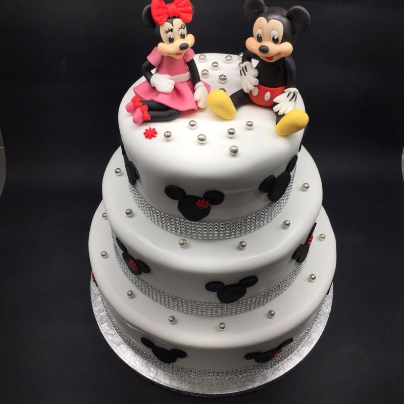 Tort Mickey Mouse